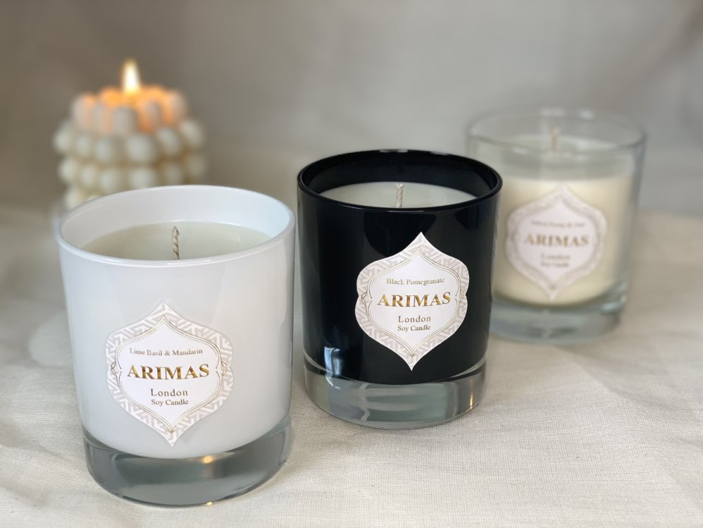 Feng shui and soy candles